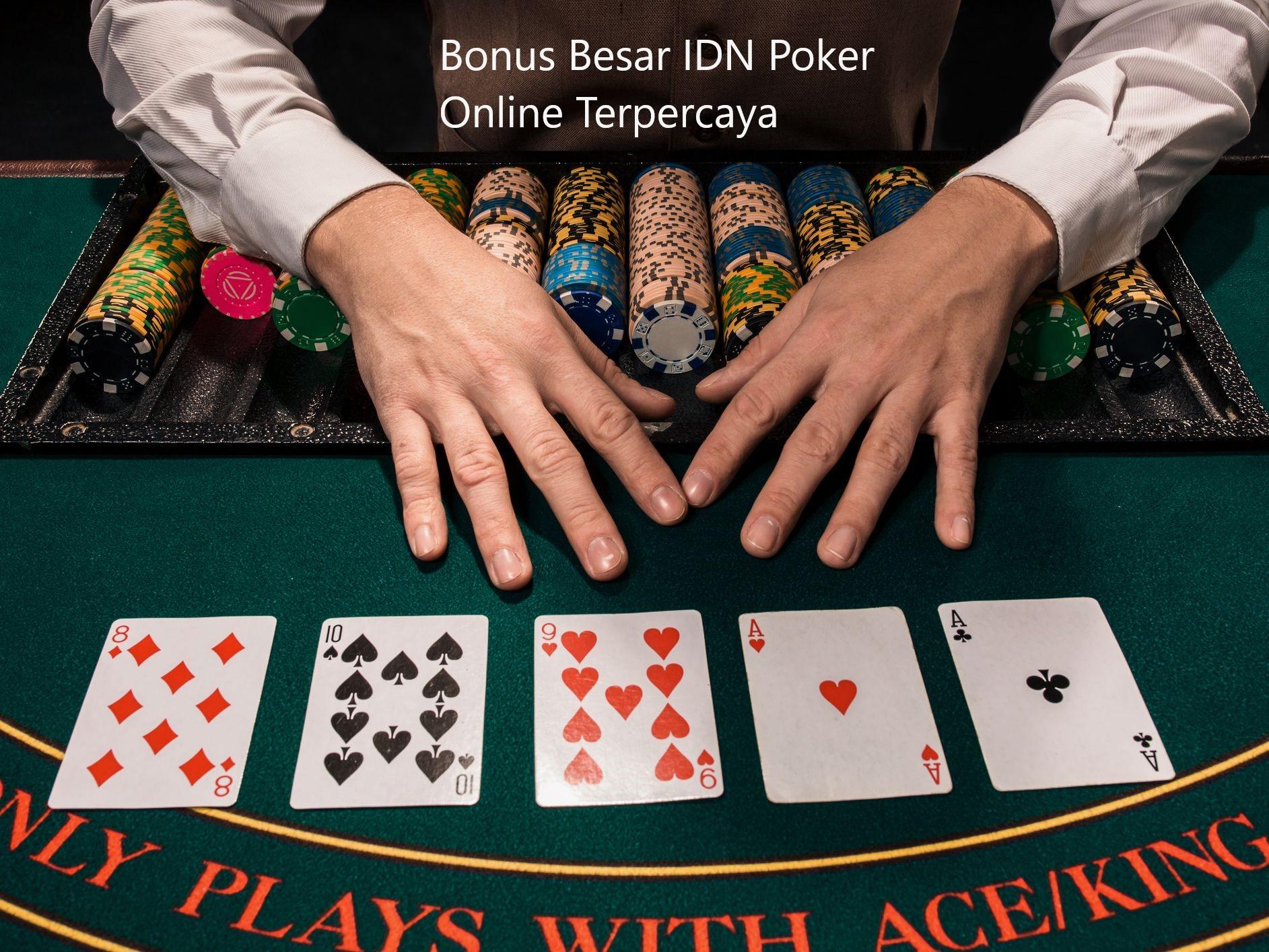 IDN Poker Online Indonesia